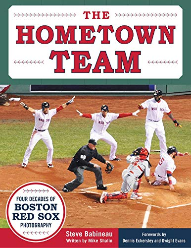 For Red Sox fans eager to relive the glory days of their favorite players, The Hometown Team enables them to do just that, through the lens of longtime photographer Steve Babineau. From star and support players, to members of the grounds crew, Red So...