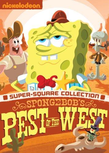 SpongeBob SquarePants: Pest of the West -  DVD