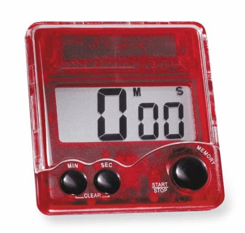 Sper Scientific 810046 Large-Display Single-Channel Digital Pocket Timer