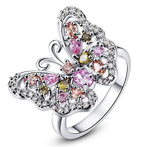 Empsoul Sterling Natural Butterfly Morganite product image