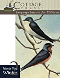 Primer Two Winter (Language Lessons for Children) (Volume 5)