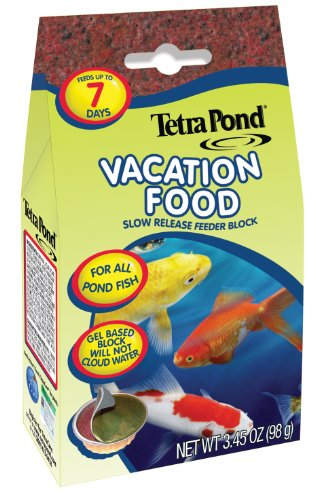 Vacation Fish Food by Tetra Pond