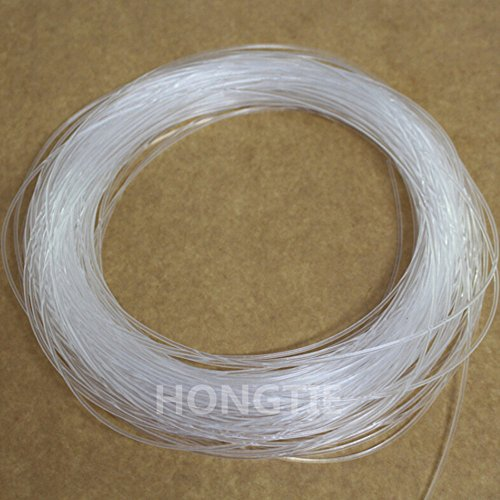100meters1.5MM Universal Decoration Side Glow Fiber Optic Cable Car Light -