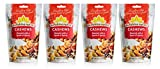Sunshine Nut Company 'Spark of Spices' Cashews, Peanut Free, Gluten Free, GMO Free, 7 oz, Pack of 4