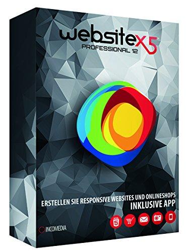 WebSite X5 Professional 12