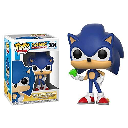 Funko Pop!- Sonic Emerald Figura de Vinilo (20147)
