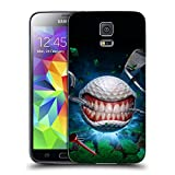 Official Tom Wood Golf Ball Monsters Replacement Battery Cover for Samsung Galaxy S5 / S5 Neo