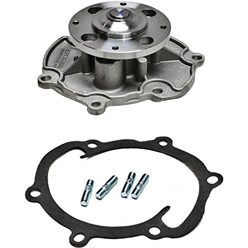 (Water Pump compatible with Cadillac CTS 04-11 Mechanical Gasket Included Standard Rotation)