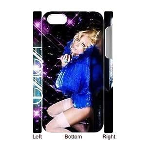 C-EUR Diy hard Case Lady Gaga customized 3D case For Iphone 4/4s