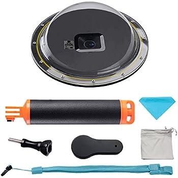 Amazon Com Telesin Gopro Dome Port Gopro Camera