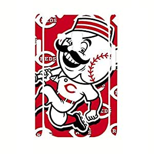 Fantastic Dustproof Hard Plastic Baseball Team Logo Print Samsung Galaxy S3 Mini I8200 Case