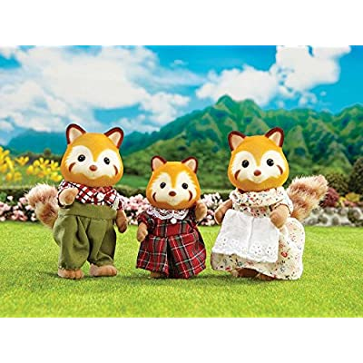 Calico Critters  Red Panda Family: Industrial & Scientific
