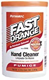 Permatex 35406-6PK Fast Orange Pumice Cream Hand Cleaner, 4.5 lbs (Pack of 6)