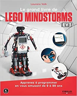 Le Grand Livre De Lego Mindstorms Ev3 9782212118643 Amazon