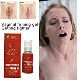 Virginal Cream for Women, Female Lubricant, Relieve Vaginal Dryness, Vagina Shrinking Gel Make Men Unable to Get Rid of You Cocohot (Red)