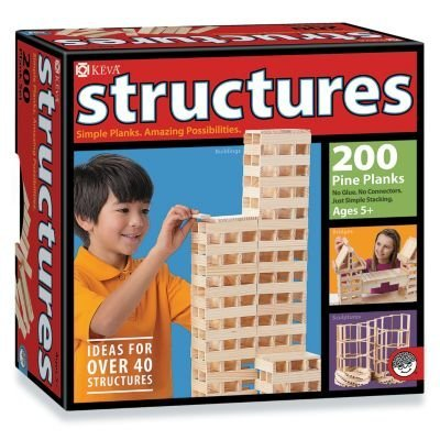 KEVA Structures 200 Plank Set -