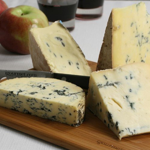 Blue Cheese Assortment (30 ounce) (Cheese Sampler French)