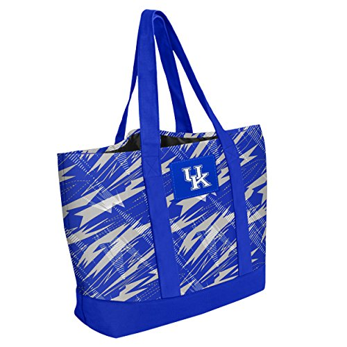 Kentucky Wildcats Tote Bag - FOCO NCAA Kentucky Wildcats Women's Shatter Tote Bag, 17