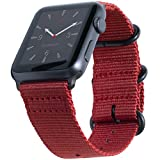 Best Space Womans For Apple IPhones - Apple Watch Band 42mm NYLON NATO iWatch B Review