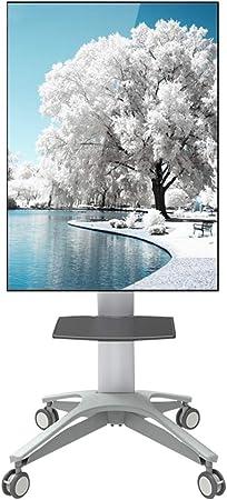 Mueble de TV Soporte LCD LED TV móvil del Carro para un máximo de ...