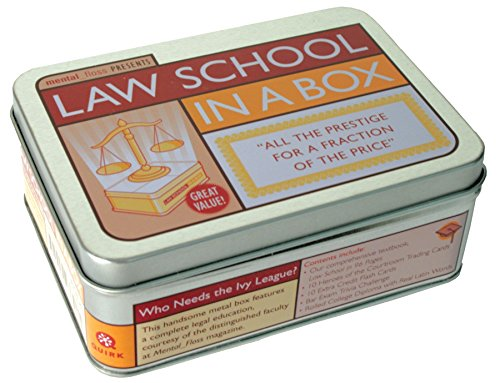 School Box Womens (Law School in a Box: All the Prestige for a Fraction of the Price)