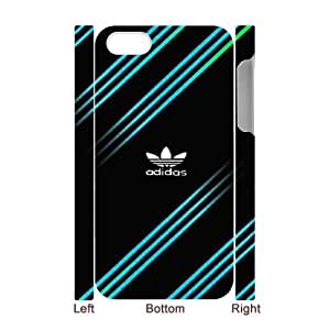 Adidas Logo For iPhone 4 4S 3D Custom Cell Phone Case Cover 99UI959515