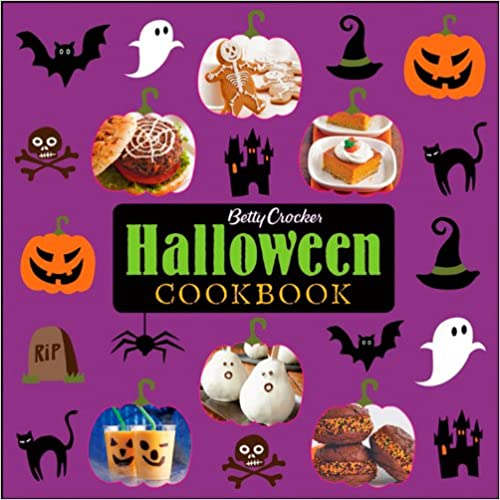 Betty Crockers Halloween Cookbook
