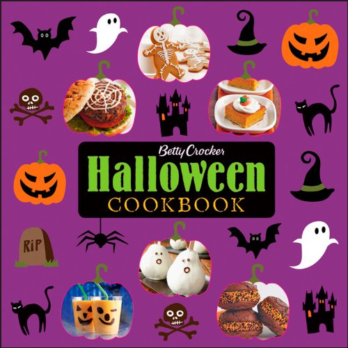 Betty Crocker Halloween Cookbook -