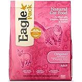 Eagle Pack Natural Pet Food Dry Cat Food, Adult Health Formula, 12-Pound Bag