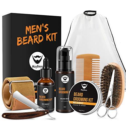 MayBeau Beard Grooming Kit Men