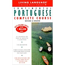 Basic Portuguese (Continental) Complete Course: Cassette/Book Package