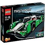 LEGO Technic - Deportivo de carreras de resistencia, multicolor (42039)