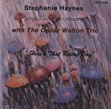 Stephanie Haynes sings Jimmy Van Heusen with The Cedar Walton Trio