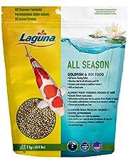 Laguna All Season Goldfish & Koi Floating Food, 4.4 Lbs