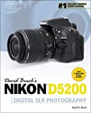 David Busch's Nikon D5200 Guide to Digital SLR Photography (David Busch's Digital Photography Guides)