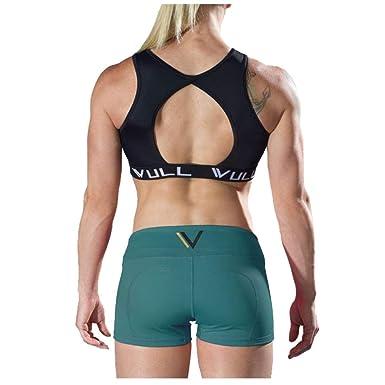93d8ec4f3a184 Amazon.com  Vull Sport Champion Shorts - Dark Teal  Clothing