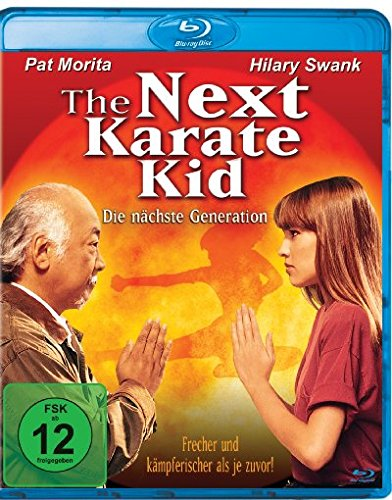 The Next Karate Kid [Blu-ray] by