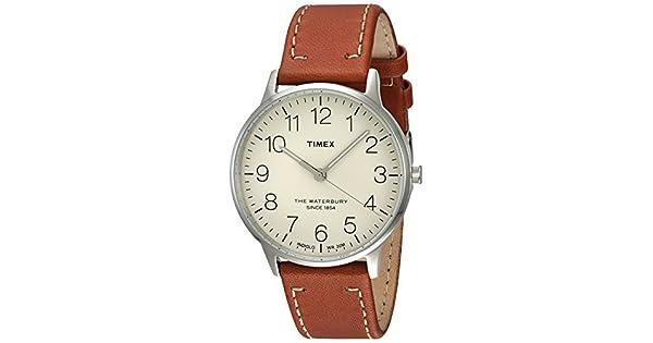 05b0a0714fb2 Timex TW2R25600 Reloj Análogo