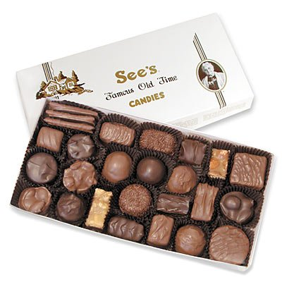 See's Candies 5 lb. Assorted Chocolates by See's Candies (Image #1)