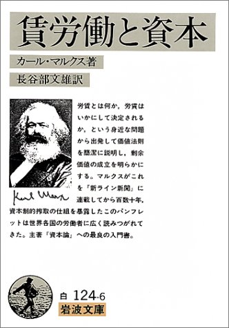 賃労働と資本 (岩波文庫)