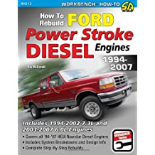 How to Rebuild Ford Powerstroke Diesel Engines