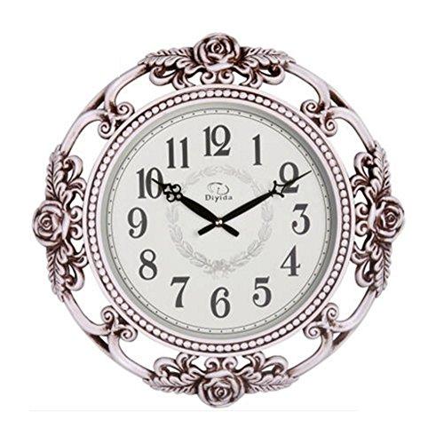 Size Decorative Inch Movement Silent Super Quiet Quartz With Large Clock Wall 20 Dyd66154c White 1lKFJc