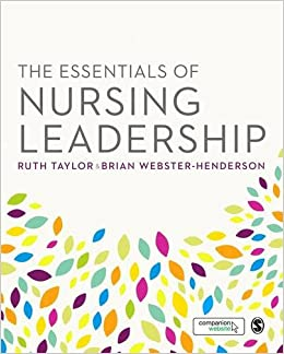 Book The Essentials of Nursing Leadership