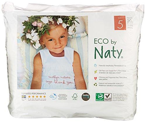 Naty Training Pants - Size 5-20 ct