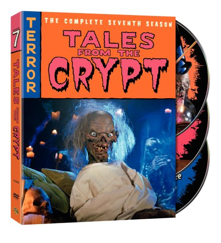 DVD : Tales From the Crypt: The Complete Seventh Season (, Dolby, Digipack Packaging, Standard Screen, 3 Disc)