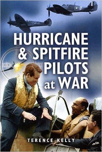 Book Hurricane and Spitfire Pilots at War