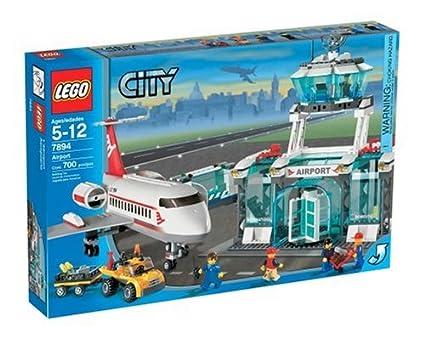 Amazoncom Lego City Airport Toys Games