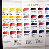 Mission Gold Class 26 Colors of The Pure Pigment