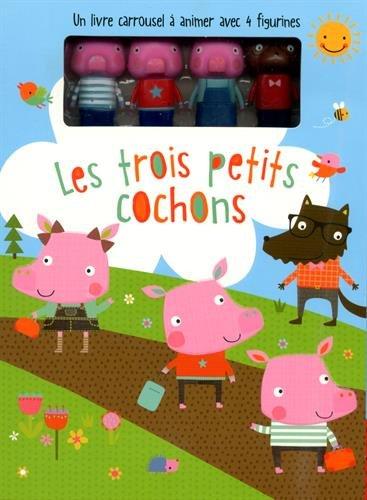 Les 3 petits cochons Cartonné – 30 novembre 2017 Dawn Machell 1 2 3 SOLEIL EDITIONS 235990292X De 0 à 3 ans