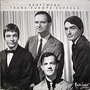 Trans Europe Express LP (Vinyl Album) UK Capitol 1977